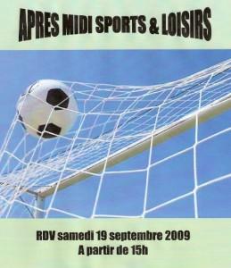 2009.10.10 Sports et Loisirs